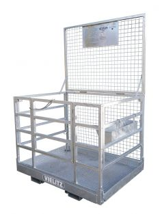 Working platform 400 F, foldable without tools