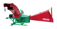 Energy chipper - cuts wood to approx. 15cm long energy wood