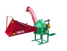 Coarse chipper GH 100 Z for coarse wood chips approx. 60 - 80mm long