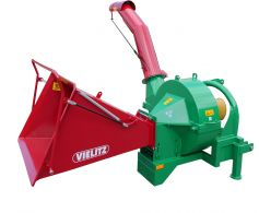 Coarse chipper for wood up to 150mmØ, produces coarse chippings
