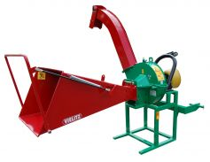 Coarse chipper GH 70 Z with high ejection for coarse wood chips approx. 50 - 70 mm long