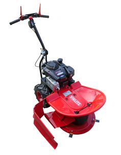 Rotary mower K58-6,0 with 4 blades - the better alternative to the beam mower