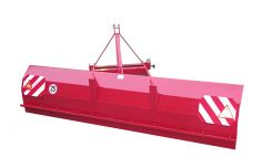 snow blade 300cm rear view