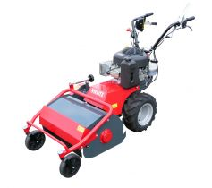 Flail mower T 800 with 75cm working width and 12,5hp engine
