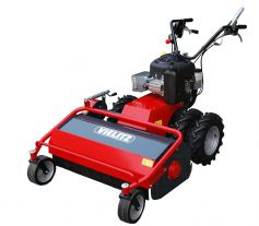 Hydrostatic drive, 90cm working width and powerful 12,5hp engine