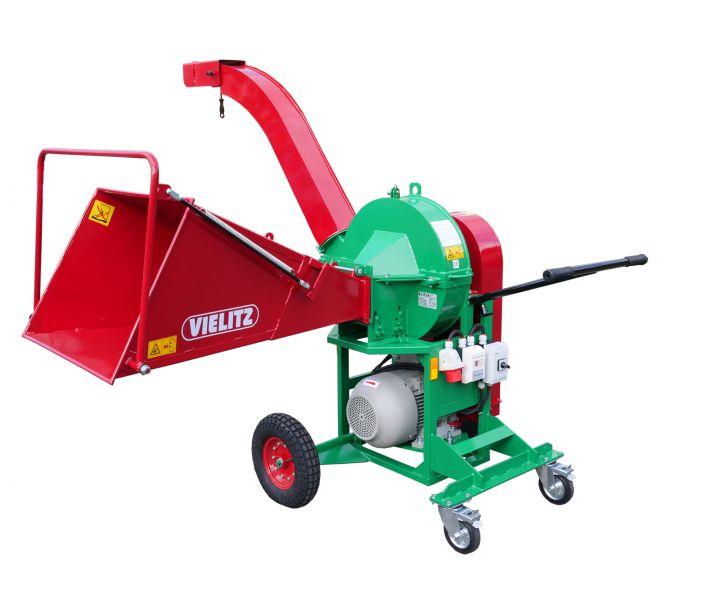 electric wood chipper GH 100 K 15kW