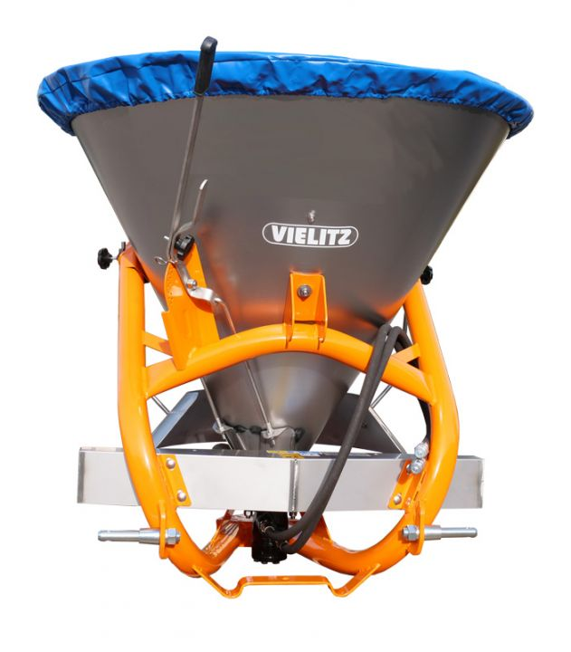 Hydraulic Salt Spreader