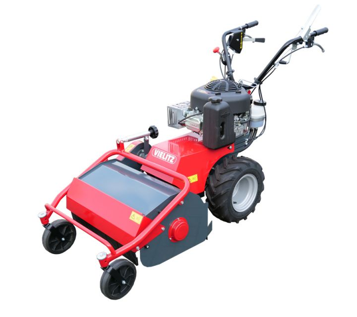 Hand guided Flail mower T 800