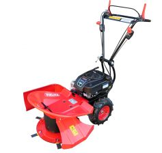 Multi-seat professional high grass mower