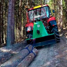 Application photo 4to winch