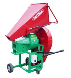 Long chipper EB 70 K Power current 4kW