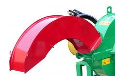 bagging attachment for 1 bag, optional (example photo)