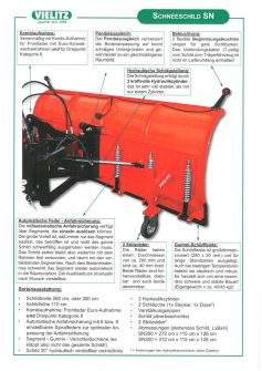 Good arguments for the multi-seat snow blade